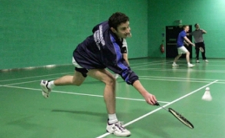 Hakkı Başar Spor Tesisi (Badminton)