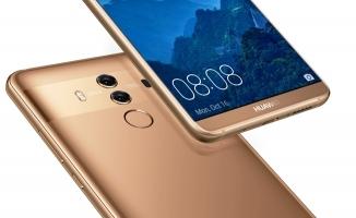 Huawei Mate 10 Pro 017 yılının en beğenilen akıllı telefonu