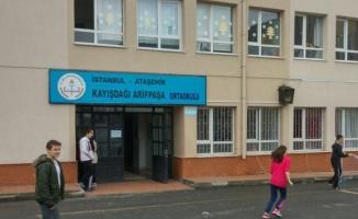 ATAŞEHİR - Kayışdağı Arif Paşa Ortaokulu