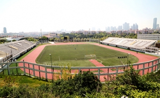 İTÜ Spor Alanları