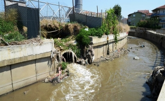 Kadıköy Kurbağalıdere Köprüsü yenileniyor