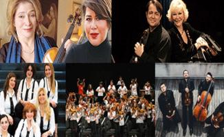 Klasik müzikseverler Irmak Konserleri'nde buluşuyor
