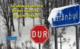 Meteoroloji'den İstanbul için uyarı üstüne uyarı!