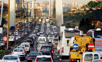 Pazar günü İstanbul'da kapatılacak yollara dikkat!