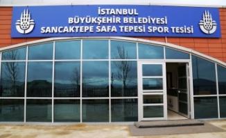 Sancaktepe Safa Tepesi Spor Tesisi