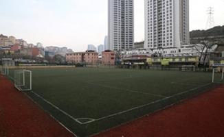 Sarıyer Futbol Sahaları