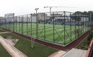 Şehit Topçu Üst Teğmen Uğur Taşçı Futbol Sahası