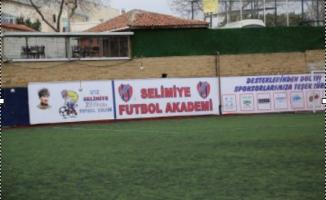 Selimiye Futbol Sahası