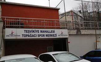 Topağacı Spor Merkezi