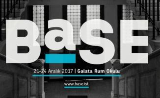 Türkiye'nin yeni sanat buluşması BASE