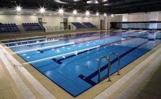 Üsküdar Belediyesi Vakıf Bank Spor Sarayı Yüzme Havuzu