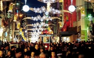 Yılbaşı Gecesi Beyoğlu'nda yasak yok