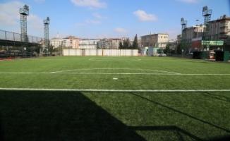 Zeytinburnu Futbol Sahaları