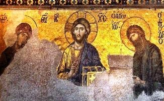 Ayasofya Deisis Mozaiği