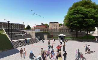 Beyazıt Meydanı ve çevresi yeniden düzenleniyor