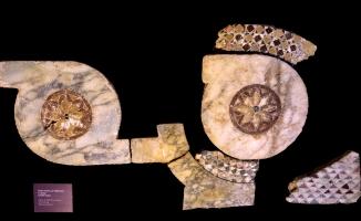 Bizans dönemi ait 500 buluntu eser restore ediliyor