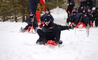 Bolu Aladağ İleri Düzey Kış İzci Kampı