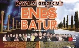 'Enes Batur Hayal Mi Gerçek Mi?' filmi vizyona girdi