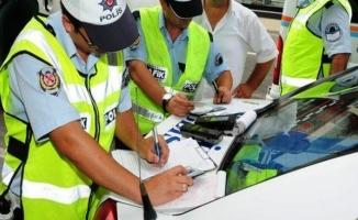 İstanbul'da sürücülere ceza yağdırıldı