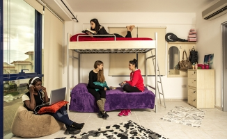 İstanbul Kredi ve Yurtlar Kurumuna Bağlı Yurtlar