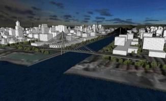 Kanal İstanbul'un güzergâhı belli oldu ilk kazma vuruldu