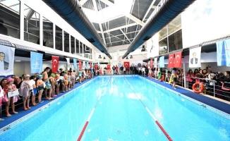 Şişli Fulya Yüzme Havuzu Tesisleri