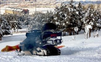 Sway Hotels'de Kar Kalınlığı 140 Cm'i Geçti