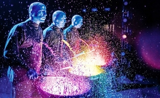 Blue Man Group Zorlu PSM'de