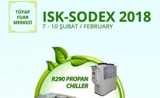 İklimlendirme Fuarı ISK-SODEX İstanbul