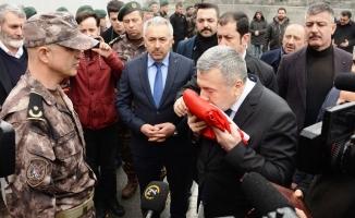 İstanbul PÖH'ler Afrin'de