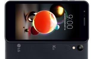 LG yeni nesil K10 ve K8 akıllı telefonları MWC'de tanıtacak