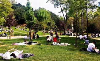 Maçka Demokrasi Parkı'nda neler oluyor