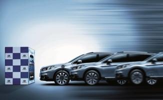 Subaru'nun Önleyici Güvenlik Sistemi'ne ödül