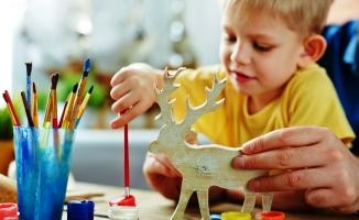 Trumpland'de çocuklar için ücretsiz 'Ahşap Boyama Atölyesi' var