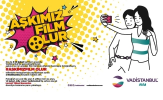 Vadistanbul AVM'de Film Gibi Sevgililer Günü