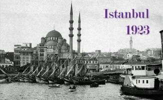 1923 yılında İstanbul'da günlük yaşamı anlatan video