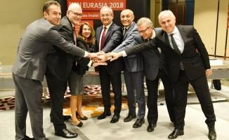 25. Uluslararası WIN EURASIA 2018 için İstanbul'a geliyor