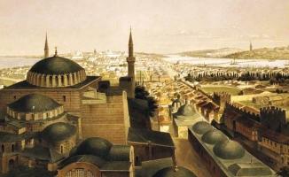 Ayasofya İle İlgili Bizans Efsaneleri
