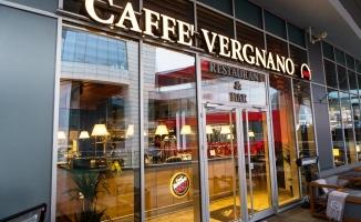 Caffé Vergnano 42 Maslak'ta açılıyor