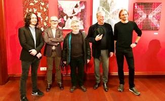 İstanbul'da Fraktal Sanat Rüzgarı Esiyor