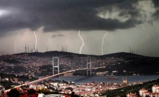 Meteoroloji'den İstanbul için gece uyarısı!