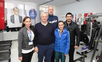 Şişli Mahmut Şevket Paşa Spor Salonu