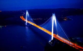 Yavuz Sultan Selim Köprüsü iklim değişikliğine ışık tutmak için kararacak