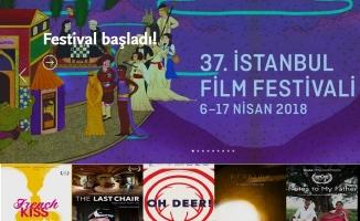 37.İstanbul Film Festivali