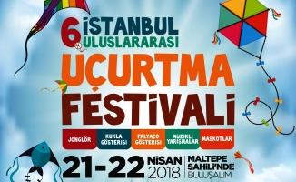 İstanbul 6. Uluslararası Uçurtam Festivali