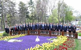 İstanbul'daki Başkonsoloslar Lalelerle Buluştu