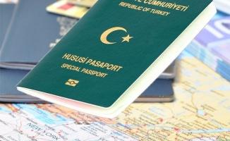 Hususi Pasaportu (Yeşil) Randevu Al