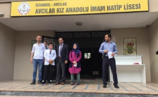 Avcılar Kız Anadolu İmam Hatip Lisesi Nerede