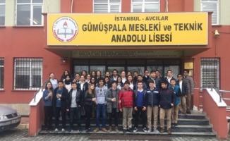 Gümüşpala Mesleki ve Teknik Anadolu Lisesi