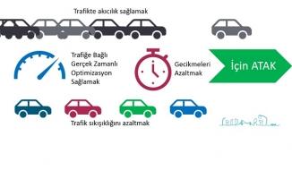 İstanbul trafiğine 'Atak' modeli